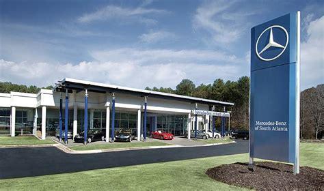 mercedes benz set  announce move  atlanta  truth  cars