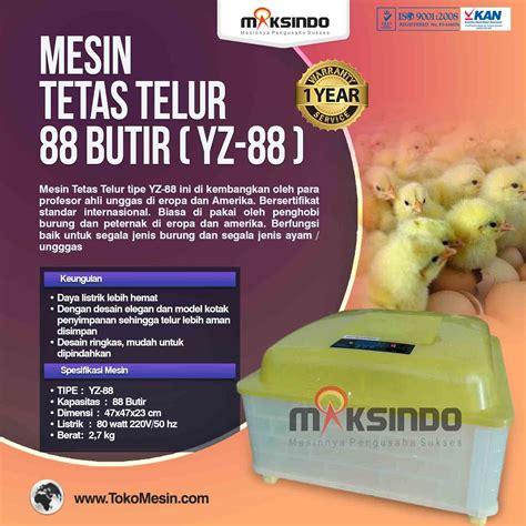 Harga Mesin Tetas Telur Ayam mesin penetas telur manual 50 butir em 50 agrowindo