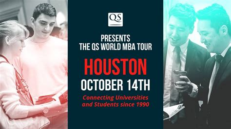 Utexas Mba Houston by Visit The Qs World Mba Tour Houston 50 Business Schools
