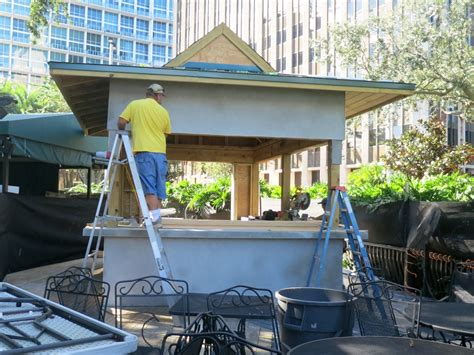 Backyard Grill College Park Relax Grill At Lake Eola Adds Cabana Bar Bungalower