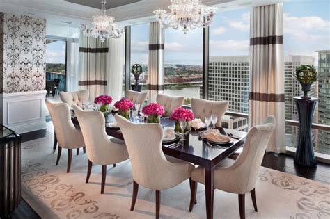the morgan dining room turnberry tower arlington va traditional dining room