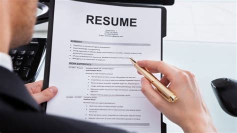 how to get your resume to the top of the stack