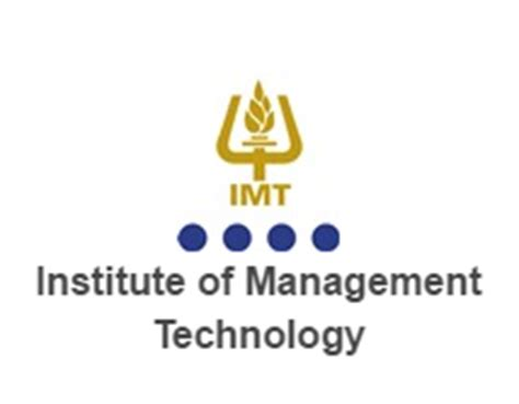 Mba Defence Technology Management by Imt Nagpur Mba Admissions 2017