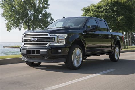 2019 Ford 150 Truck by 2019 Ford F 150 Limited Delivers Power With Roaring Raptor