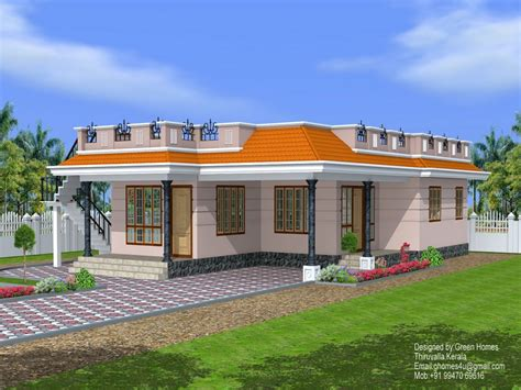 exterior house plans single story exterior house designs southern one story