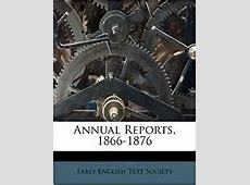 Annual Reports, 1866-1876: Early English Text Society ... Install Firefox On Fire Tablet