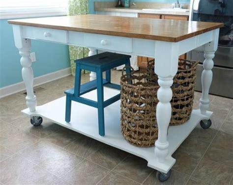 3 fancy rolling kitchen island diy pinterest 30 best round kitchen table and rolling island images on