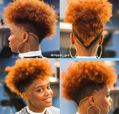 black natural hair with shafed sides 117 best images about shaved sides w designs on pinterest