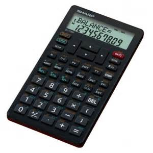 Finance Calculator Archive Sharp Financial Calculator R450 Rivonia Co Za