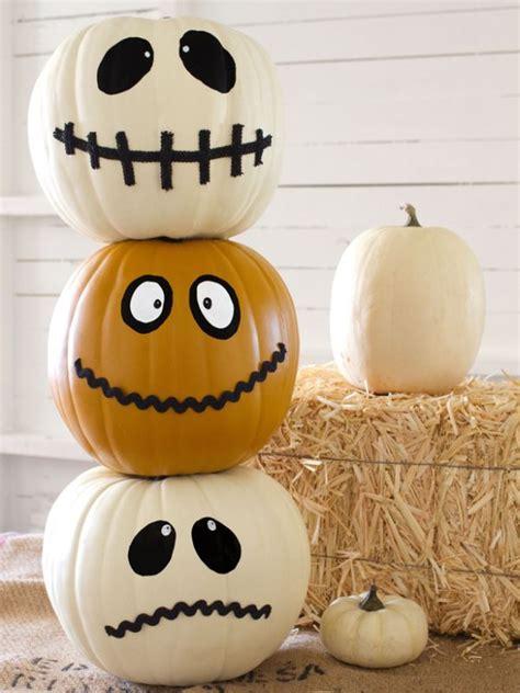 funny halloween pumpkins  carve home decorating trends