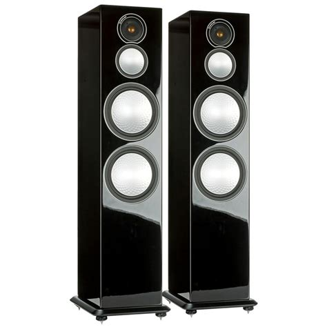 sound  image reviews monitor audio silver  easy