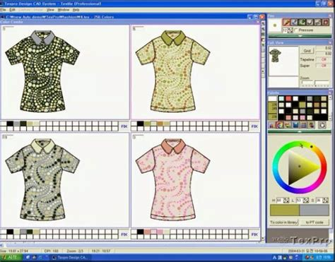 textile pattern design software uses of computer in textile and apparel industry textile