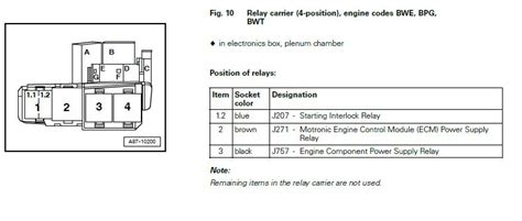 audi a4 relay diagram 21 wiring diagram images wiring