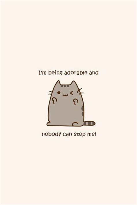 pusheen cat wallpaper iphone pusheen pusheen pinterest pusheen and iphone