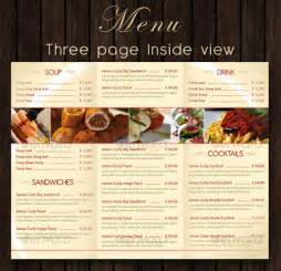 Restaurant menu design templates web amp graphic design bashooka