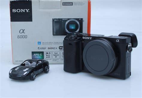 Kamera Mirrorless Sony Alpha 6000 kamera mirrorless sony alpha 6000 only bekas jual beli laptop bekas kamera bekas di