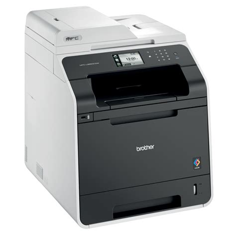 Brother Mfc L8600cdw Wireless Colour Laser Printer