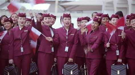 qatar cabin crew how we welcome our new cabin crew qatar airways