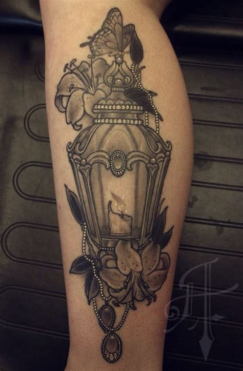 old style tattoos designs 35 antique lantern tattoos
