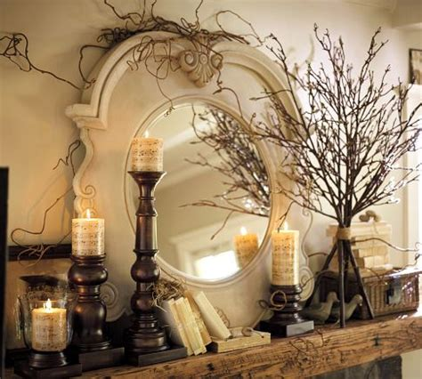 pottery decorating ideas autumn decorating inspiration from pottery barn