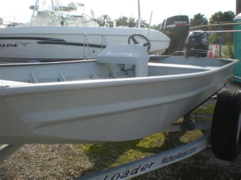 used seaark boat other power seaark boats for sale boats