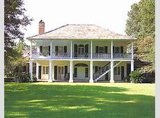 French Plantation Style House Loading
