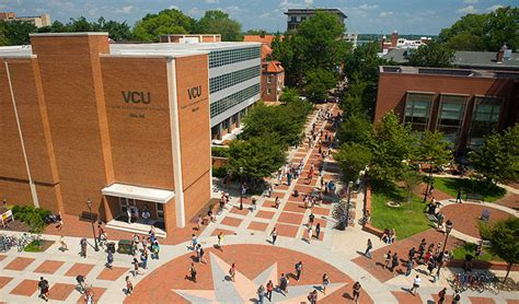 Universities Of Virginia For Mba by Graduate School Virginia Commonwealth