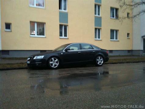 Audi A6 Erfahrungen by Foto H R Tieferlegungsmodul Erfahrung Audi A6 4f