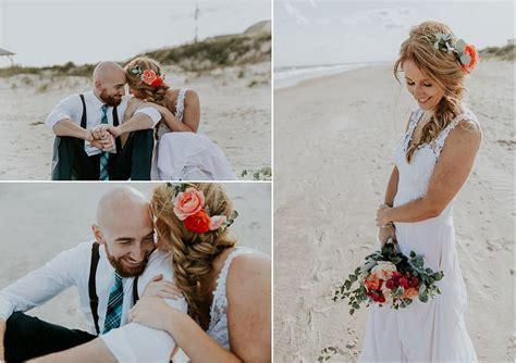 backyard beach wedding jessica and jason s backyard boho beach wedding by sarah