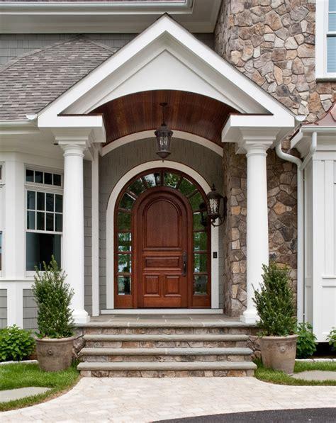 refresh  entryway   colonial front door
