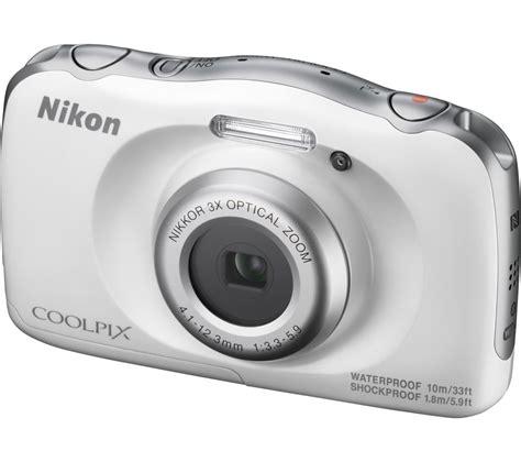 nikon tough nikon coolpix w100 tough compact white deals pc