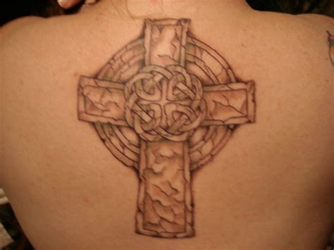 crazy cross tattoos celtic tattoos and designs page 205