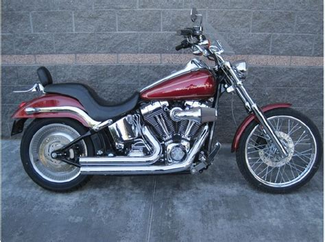 Harley Davidson 2004 Softail Deuce For Sale | 2004 harley davidson fxstd softail deuce for sale on