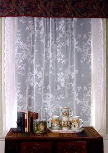 White Lace Curtains White Lace Curtains Home Decorations