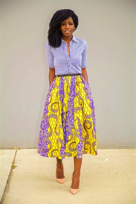 Simple African Wear Designs