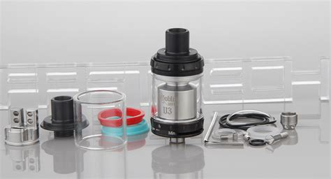 Goblin Mini V3 21 40 authentic youde ud goblin mini v3 rta rebuildable tank atomizer 2ml stainless steel