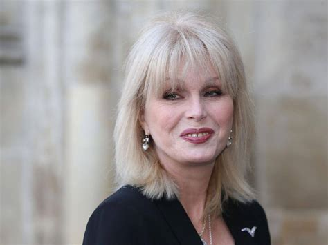 joanna lumley most recent hair style joanna lumley is leaving nothing to chance