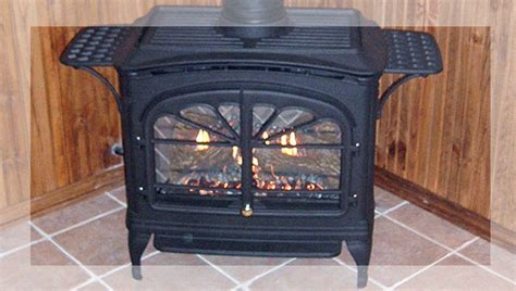 gas fireplaces and gas stoves in frederick and urbana md