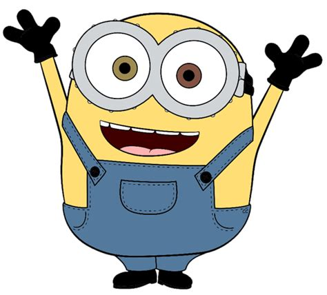 A Picture Of A A Picture Of A Minion Clipart Best