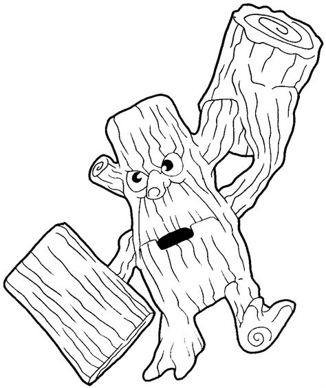 coloring page tree rex image gallery skylanders drawings