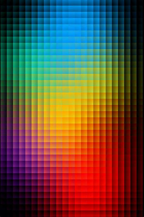 colorful wallpaper for iphone 4 blurred color pixels iphone 4 wallpaper and iphone 4s