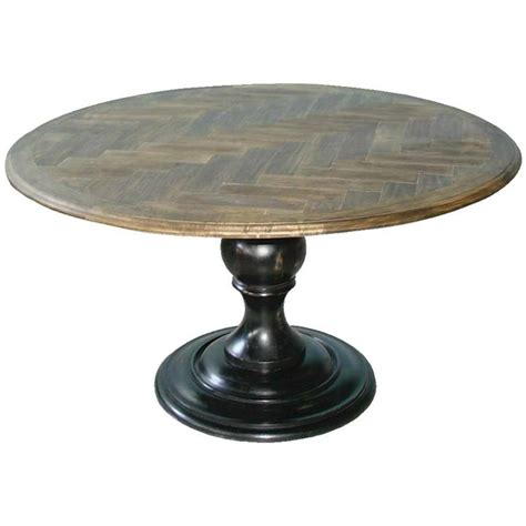 Dining Table Pedestal Get Both Looks And Function In Your Dining Room With Pedestal Dining Table Designwalls