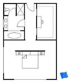 Master Bedroom Bathroom Floor Plans by Master Bedroom Floor Plans