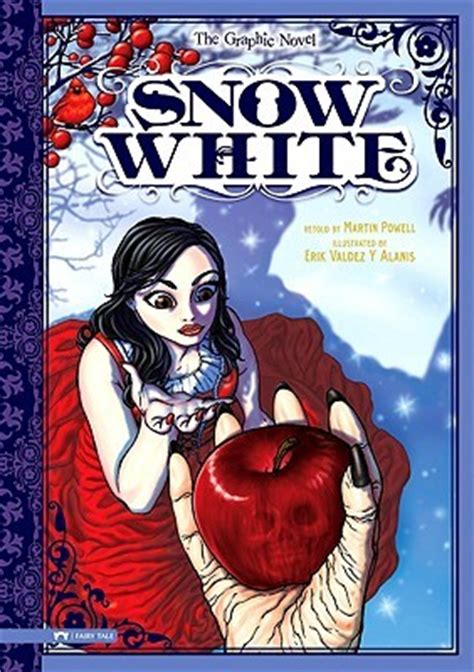 The White A Novel snow white the graphic novel by martin powell reviews