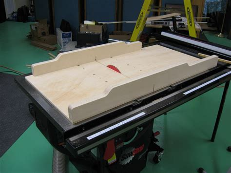 table saw crosscut sled cat s away studio photo gallery