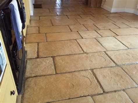 classical flagstone floor cleaning banbury floor restore