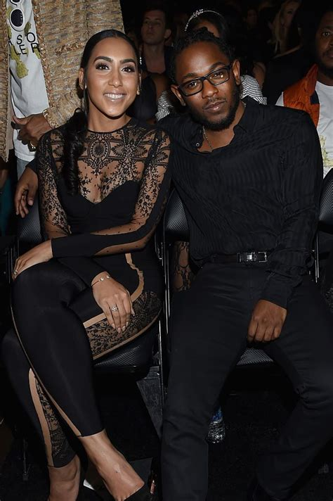 kendrick lamar wife whitney alford 3 facts to know about kendrick lamar s fianc 233 e