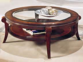 Image gallery of glass and wood coffee table