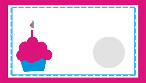 class bday card template best photos of happy birthday free printable templates