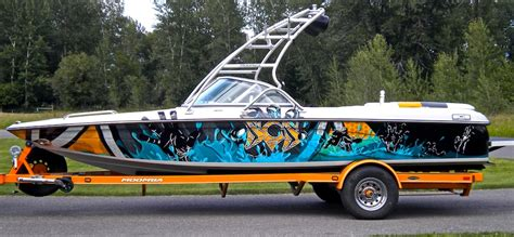 moomba boats sticker scs mandown boat wrap 183 scs wraps